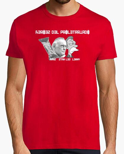 Camiseta heroes del proletariado