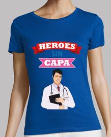 heroes sin capa medicos sanitarios