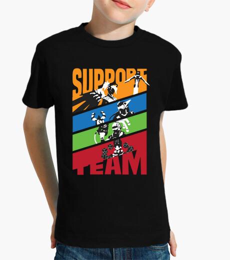 Ropa infantil Heroes: Support Team