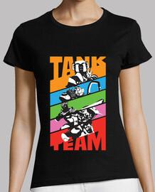 Heroes: Tank Team