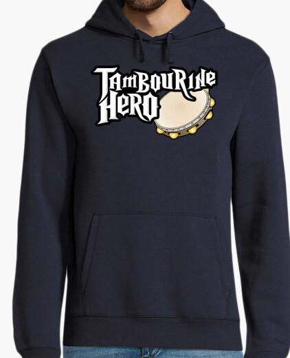 Heroine tambourine hoody