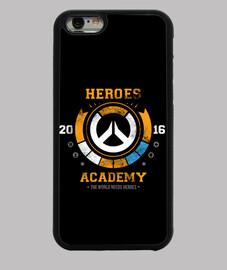 héros académie 2,0
