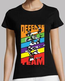 héros: équipe de défense