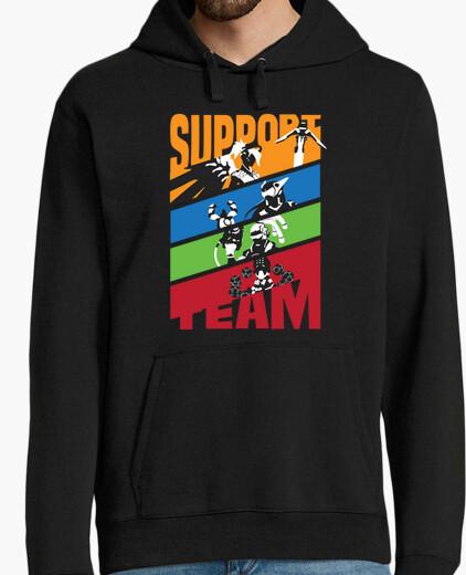 Sweat héros: soutien de l'équipe