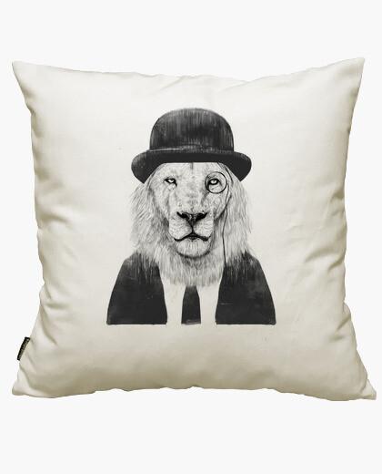 Kissenbezug herr löwe