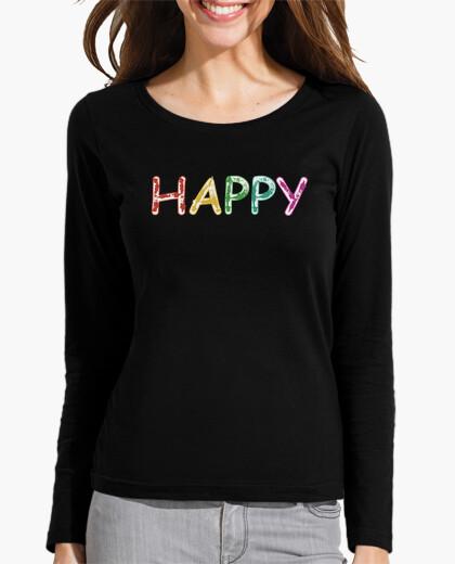 Tee-shirt heureux