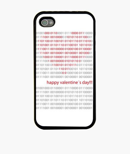 Coque iPhone heureux de valentine day