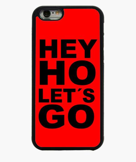 Funda iPhone 6 / 6S Hey ho lets go