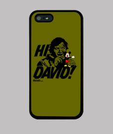 Hi, David! (Un hombre lobo americano en Londres)