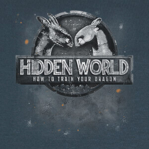 Hidden World T-shirts