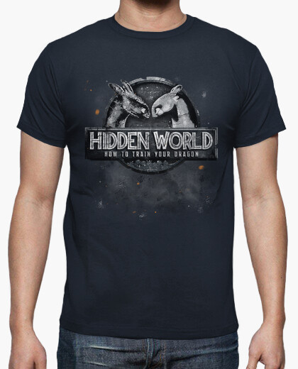 Hidden world t-shirt