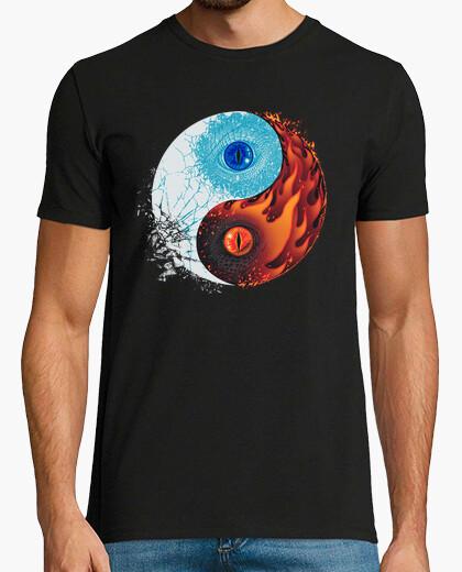 Camiseta hielo y fuego