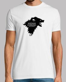 Hienas are coming (negro)