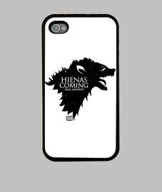 Hienas are coming (negro) Móvil