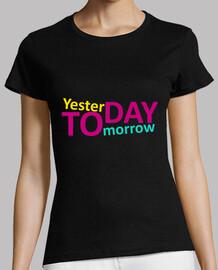 hier, aujourd'hui, demain
