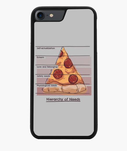 Funda iPhone 7 / 8 Hierarchy of Needs