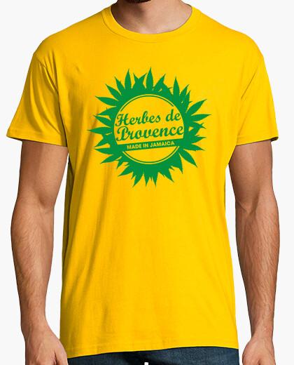 Camiseta hierbas de provence