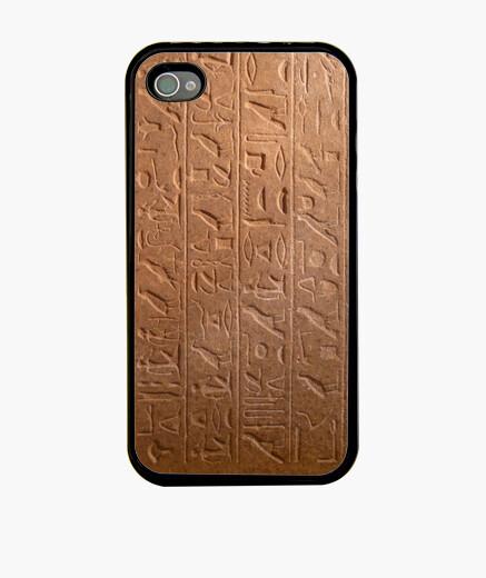 Hieroglyphs iphone cases