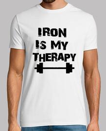 hierro es mi terapia