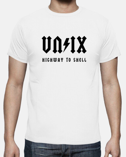 Camisetas Highway to shell