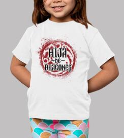 Hija de Dragones V2 BLANCO