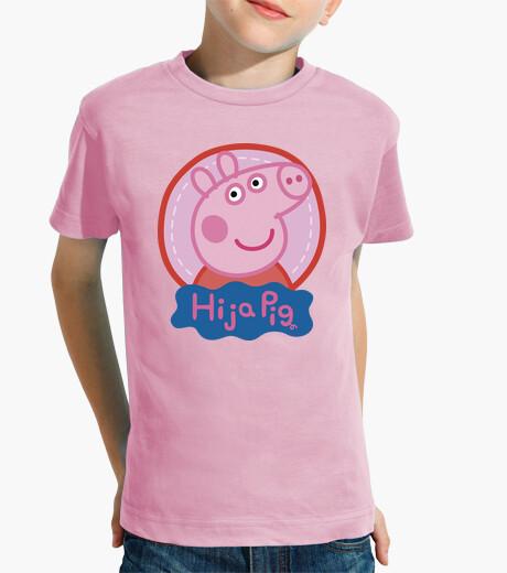 Ropa infantil Hija Pig