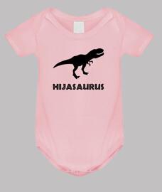 Hijasaurus (Fondo Claro)