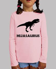 Hijasaurus, Niña (Fondo Claro)