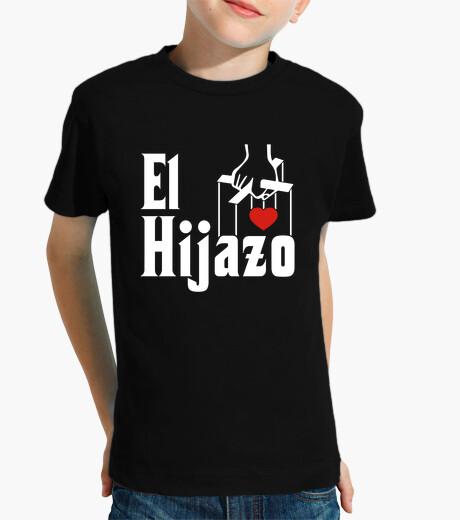 Vêtements enfant hijazo fond sombre (le parrain)