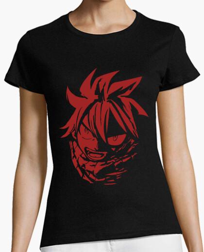 Camiseta hijo de dragón de fuego