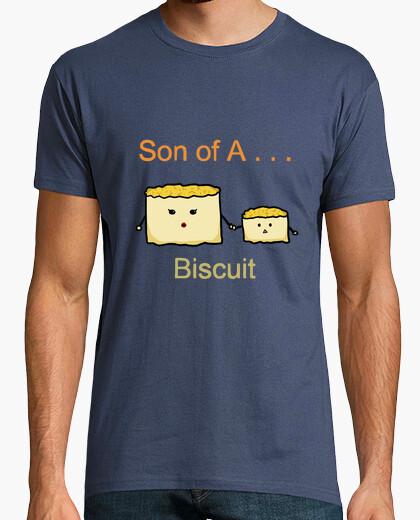 Camiseta hijo de una galleta