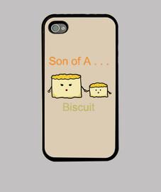 hijo de una galleta
