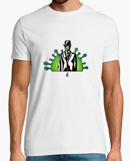Camiseta hijo del virus