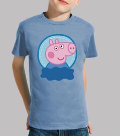 Hijo Pig PERSONALIZABLE