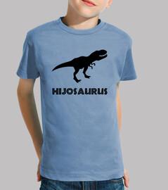 Hijosaurus (Fondo Claro)