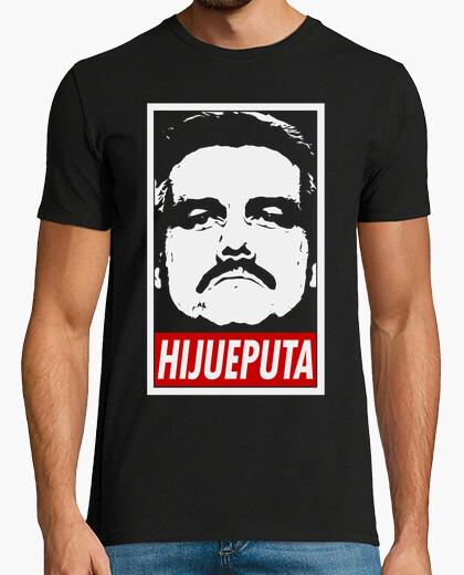 HIJUEPUTA t-shirt