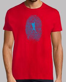 Hiker Fingerprint Hombre
