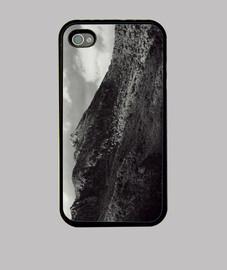 Hill Funda iPhone 4, negra