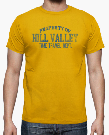 Camiseta Hill Valley High School
