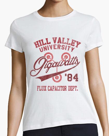 Camiseta Hill Valley University