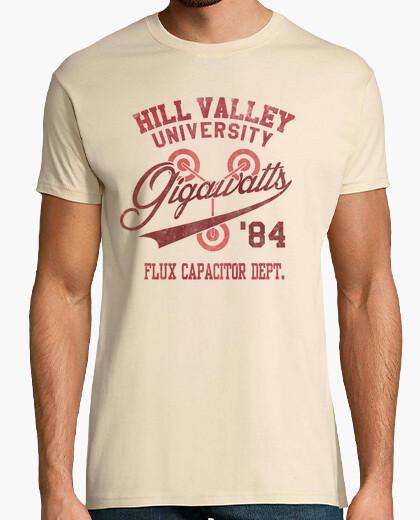 Tee-shirt Hill Valley University