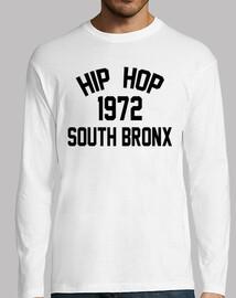 Hip Hop 1972 South Bronx