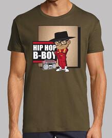 Hip Hop B-Boy