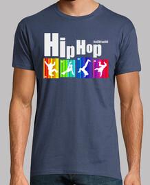 Hip hop background