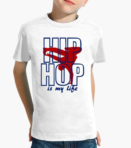 Vêtements enfant hip hop is my life