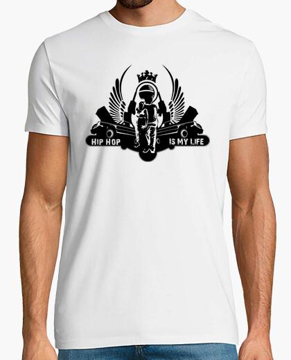Camiseta Hip Hop Is My Life (El Hip Hop es mi Vida)