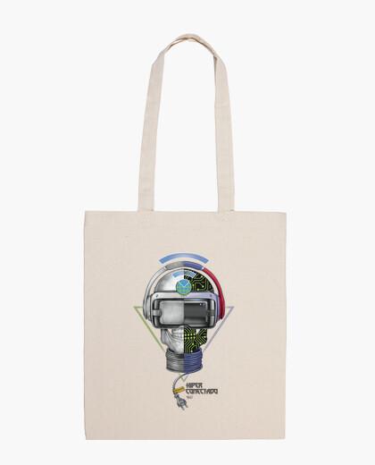 Hiper Conectado | Bolsa algodón