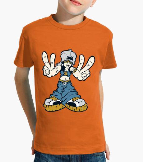 Vêtements enfant hiphop