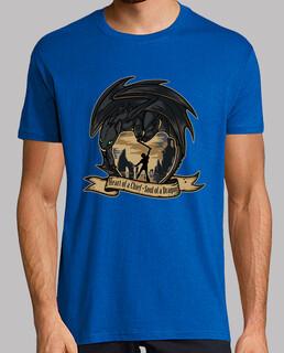 Hipo - Camiseta Chico Azul