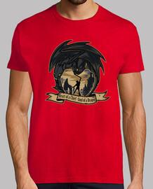 Hipo - Camiseta Chico Roja